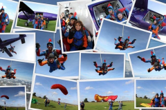 Skydivecollage_Parachute-montage-8211-Parachute-Freecall-jump-in-Cambridgeshire-for-charity